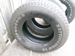 15 inch summer tires used 1 season