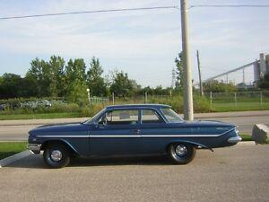 1961 Chevy Bel Air Time Capsule