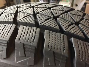 Winter tires P245/55R19 BLIZZAK DM-V2