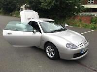 MG/ MGF TF 1.8 120. RARE AUTO. PADDLE SHIFT GEARS, OPTIONAL. 41 K ON CLOCK. WOW!