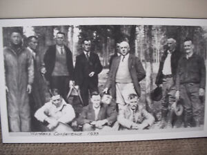 Wardens Conference 1933