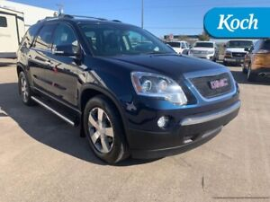 2012 GMC Acadia SLT2  Leather/ AWD with 2nd Row Bucket Seats