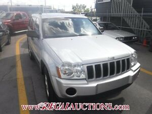 2005 JEEP GRAND CHEROKEE  4D UTILITY 4WD