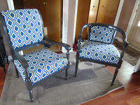 Vintage Refurbed Chairs