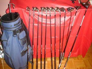 set de golf droitier pour homme