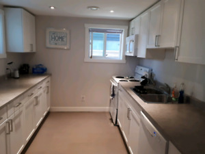 2 bed, 2 bath apartment for 1 month sublet