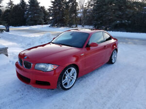 2009 BMW 135I M-PACKAGE,IMMACULATE, NEW SAFETY!LOW KMS ONLY 98K