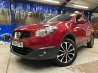 2010 Nissan Qashqai 1.6 n-tec 2WD 5dr SUV Petrol Manual