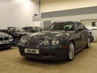 JAGUAR S-TYPE XS D, Grey, Manual, Diesel, 2007