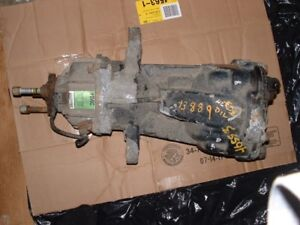 AWD REAR DIFFERENTIAL