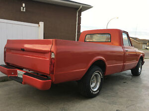 1967 GMC/ Chevy c10 v8