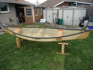Kevlar 13ft 6'' Canoe with or w/o New Extras
