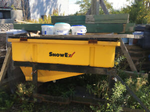 Snow ex spreader
