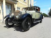 1924 Rolls Royce 20hp Barker Doctors Coupe