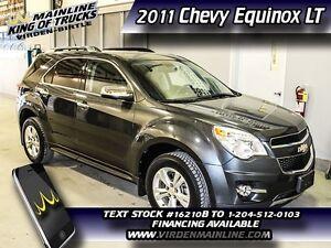 2011 Chevrolet Equinox 2LT  - $130.71 B/W