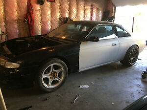 1994 Nissan Silvia shell, motivated to sell