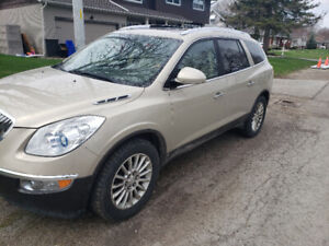 2008 Buick Enclave CXL - Timing chains replaced
