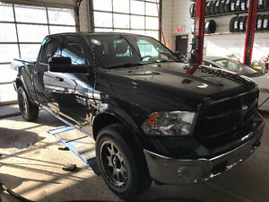 2015 Ram 1500 ECODIESEL Outdoorsman Full Equipé 44500$ Nego
