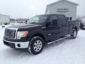 Ford f-150 XTR ECOBOOST CREW CAB 2012