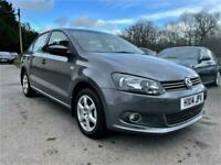 2014 Volkswagen Polo VENTO 1.6 TDI SALOON ONLY 2K 4dr