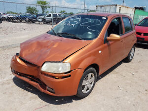 2006 AVEO. JUST IN FOR PARTS AT PIC N SAVE! WELLAND