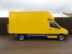 KENT MAN AND VAN - REMOVALS MAIDSTONE - RELIABLE KENT REMOVALS COMPANY... 7.5 TONNE LORRIES