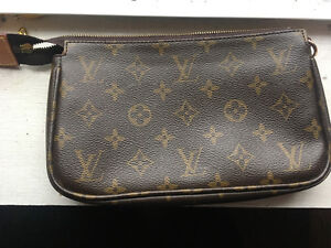 Louis Vuitton wrist purse
