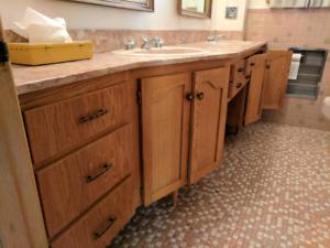 Vanity , salle de bain, bathroom vanity