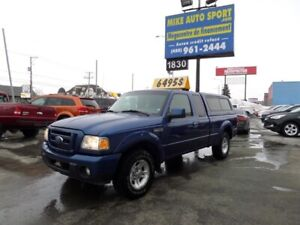 """Ford Ranger 2WD SuperCab 126"""" 2011"""