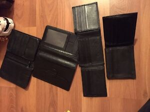 YOUR CHOICE - leather wallet  Kitchener / Waterloo Kitchener Area image 2