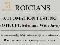 AUTOMATION TESTING|SELENIUM TESTING WITH JAVA|LIVE PROJECTS