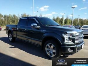 2015 Ford F-150 Platinum  - $288.76 B/W