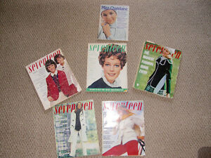 1960's Fashion Magazines
