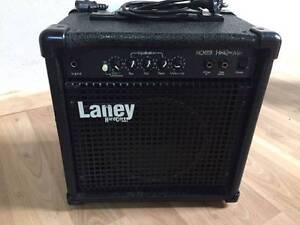 Laney HCM15B Bass Guitar Practice Amplifier Butler Wanneroo Area Preview