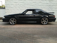 1987 Ford Mustang 5.0 Coupe (2 door)