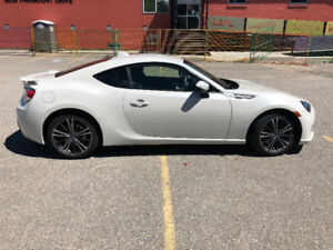 2016 Subaru BRZ Sport -  winter tires, mint condition, REDUCED!