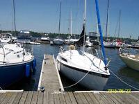 1995 Mc Gregor sailboat