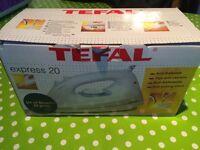 Tefal express 20 steam iron