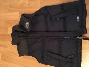 Boys size 6 North Face Vest