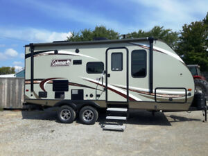 Coleman 1805RB Travel Trailer