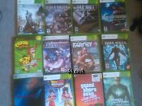 All games $5 each