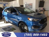2019 Ford Edge ST Sudbury Ontario Preview