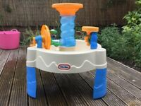 Little tykes water play table