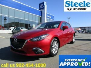2014 Mazda MAZDA3 GS-SKY Sunroof BAckup Camera