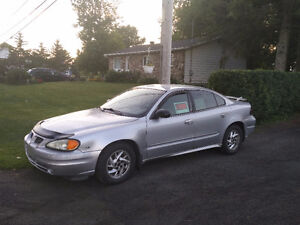 2005 Pontiac Grand Am SE V6