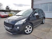 2011 Peugeot 3008 1.6 e-HDi FAP Exclusive EGC 5dr