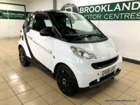 2008 smart fortwo 1.0 PURE 71 [5X SERVICES & £30 ROAD TAX] Auto COUPE Petr