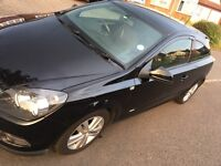 Black Vauxhall Astra 1.4 MOT and Serviced until Aug 2017