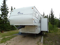 5th wheel trailer- Sold