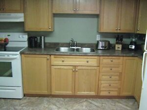 FOR RENT A TWO BEDROOM BASEMENT APARTMENT IN BOTWOOD
